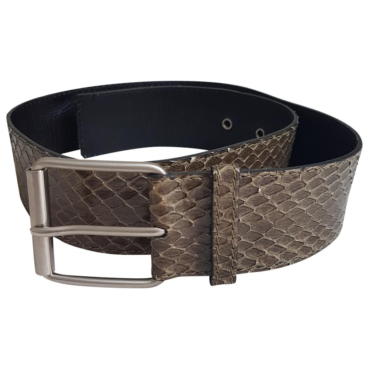 Cinturon Yves Saint Laurent
