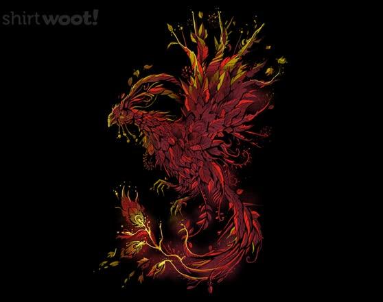 Fall Of The Phoenix T Shirt