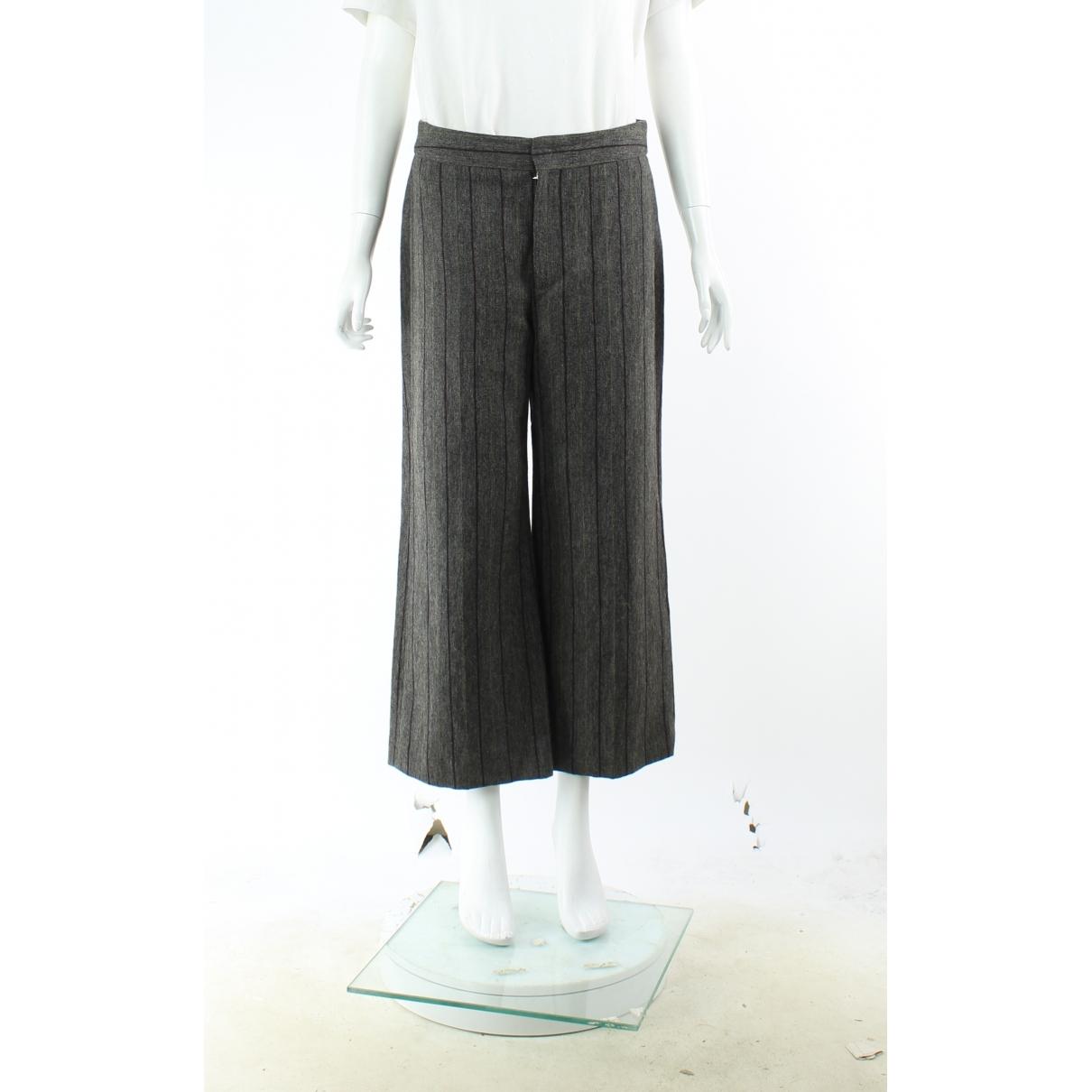 Pantalon de Lino Isabel Marant
