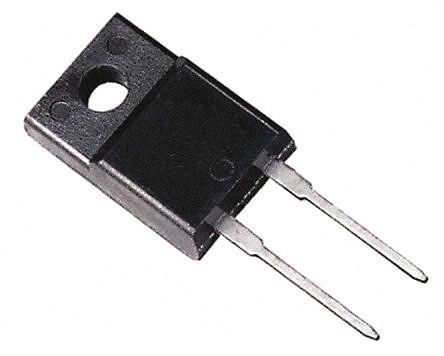 Infineon 650V 30A, Diode, 2-Pin TO-220FP IDV30E65D2XKSA1 (50)