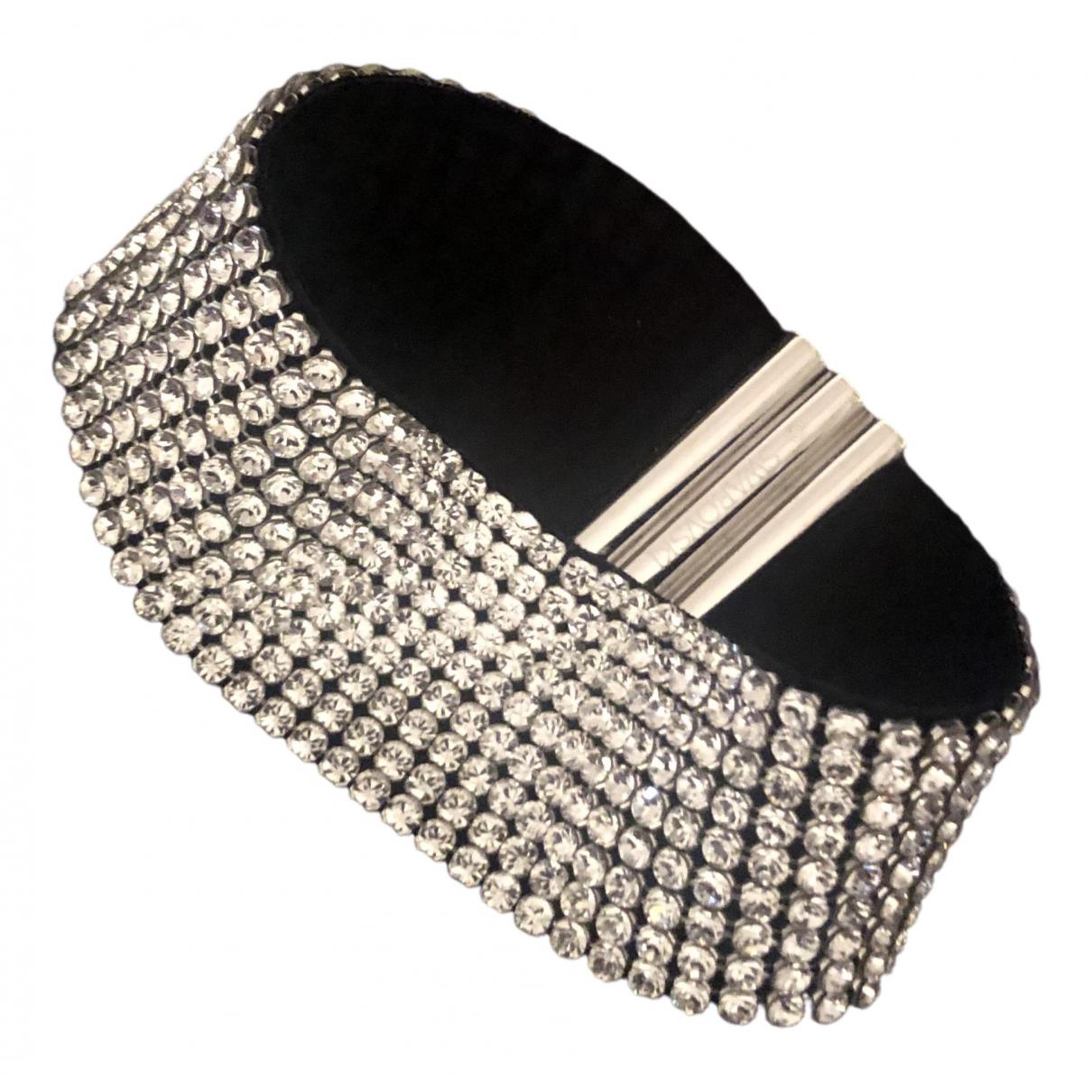 Swarovski Fit Silver Crystal bracelet for Women \N