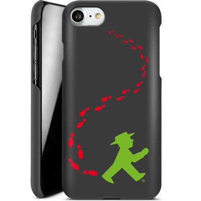 Apple iPhone 8 Smartphone Huelle - AMPELMANN Footsteps  von AMPELMANN