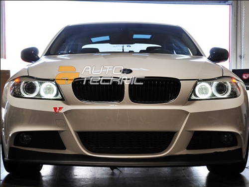 AutoTecknic H8 Led Angel Eyes Bulbs BMW X Series: E84 X1 10-15