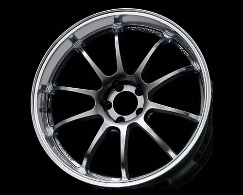 Advan RZ-DF Wheel 18x9 5x114.3 25mm Machining & Racing Hyper Black