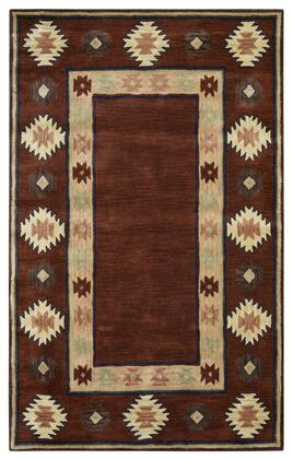 SOWSU201400702610 Southwest Area Rug Size 2'6