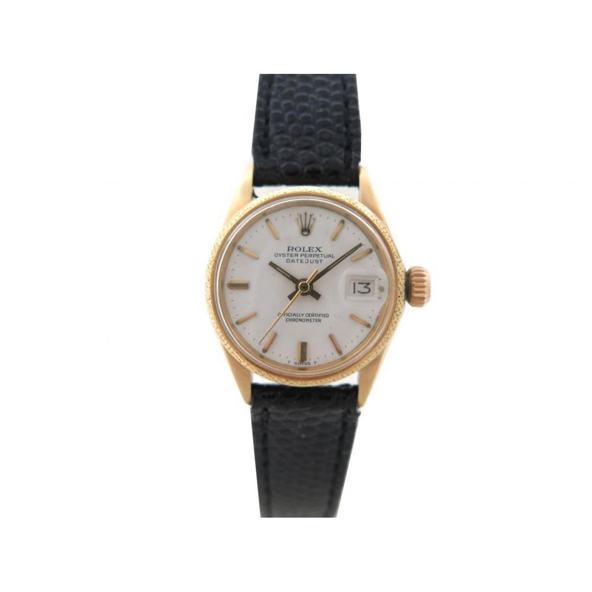 Relojes de Oro amarillo Rolex
