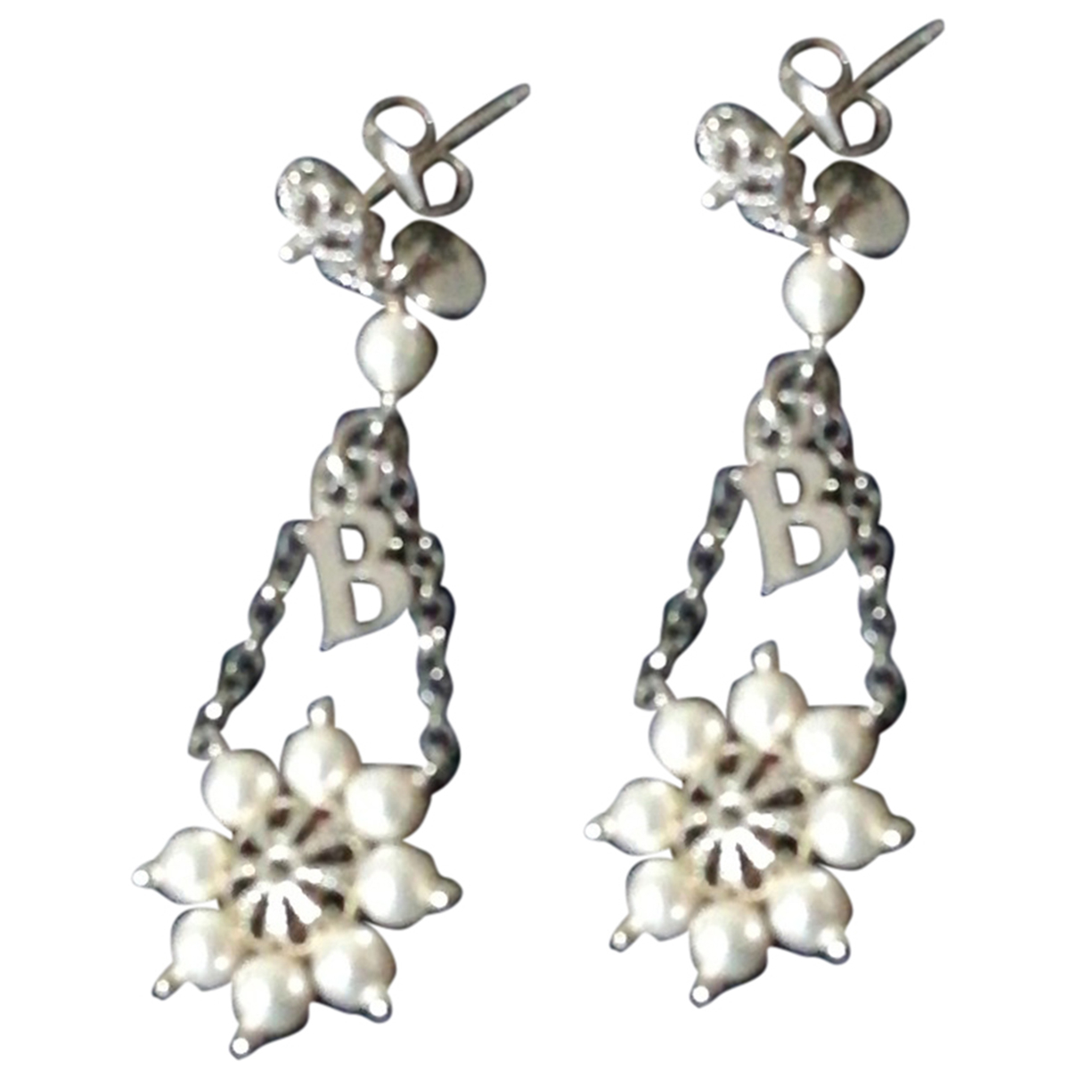 Autre Marque N Silver Silver Earrings for Women N