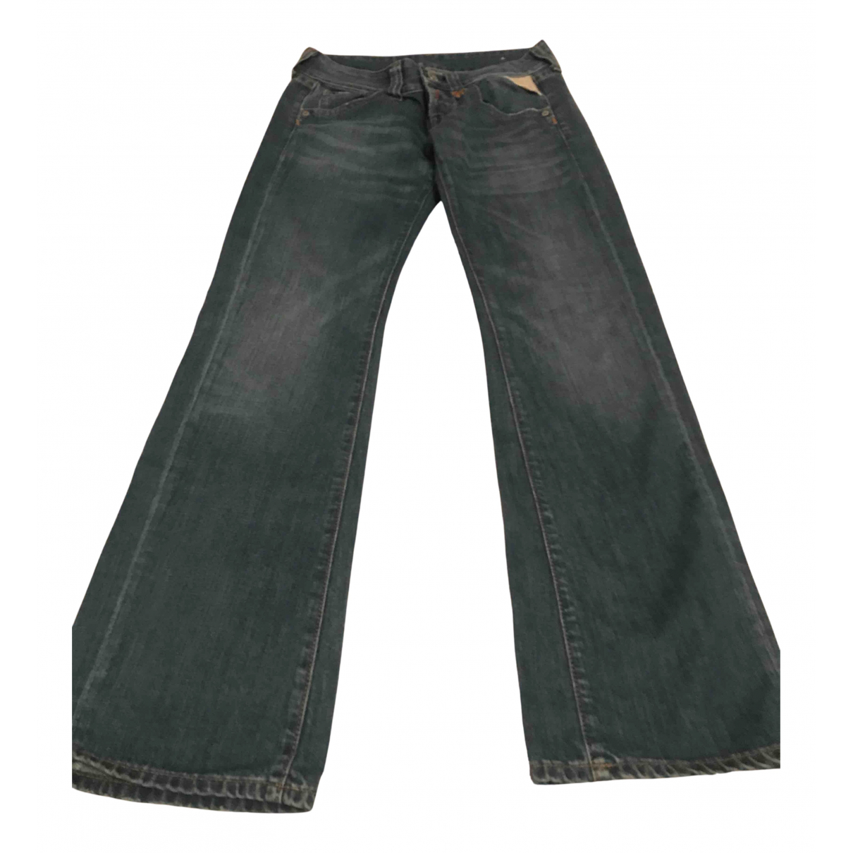 Replay N Blue Cotton Jeans for Women 26 US