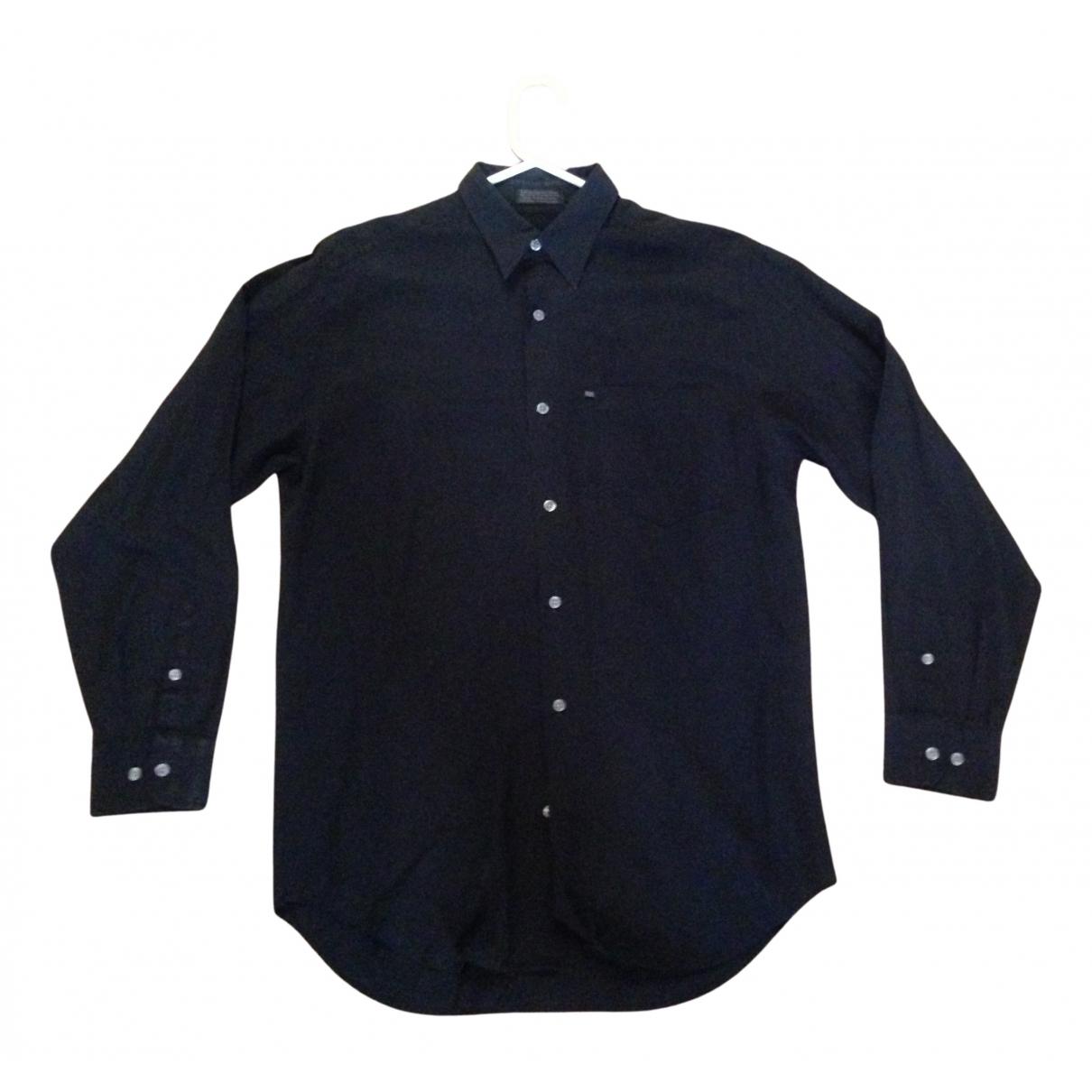 Dkny - Chemises   pour homme - noir