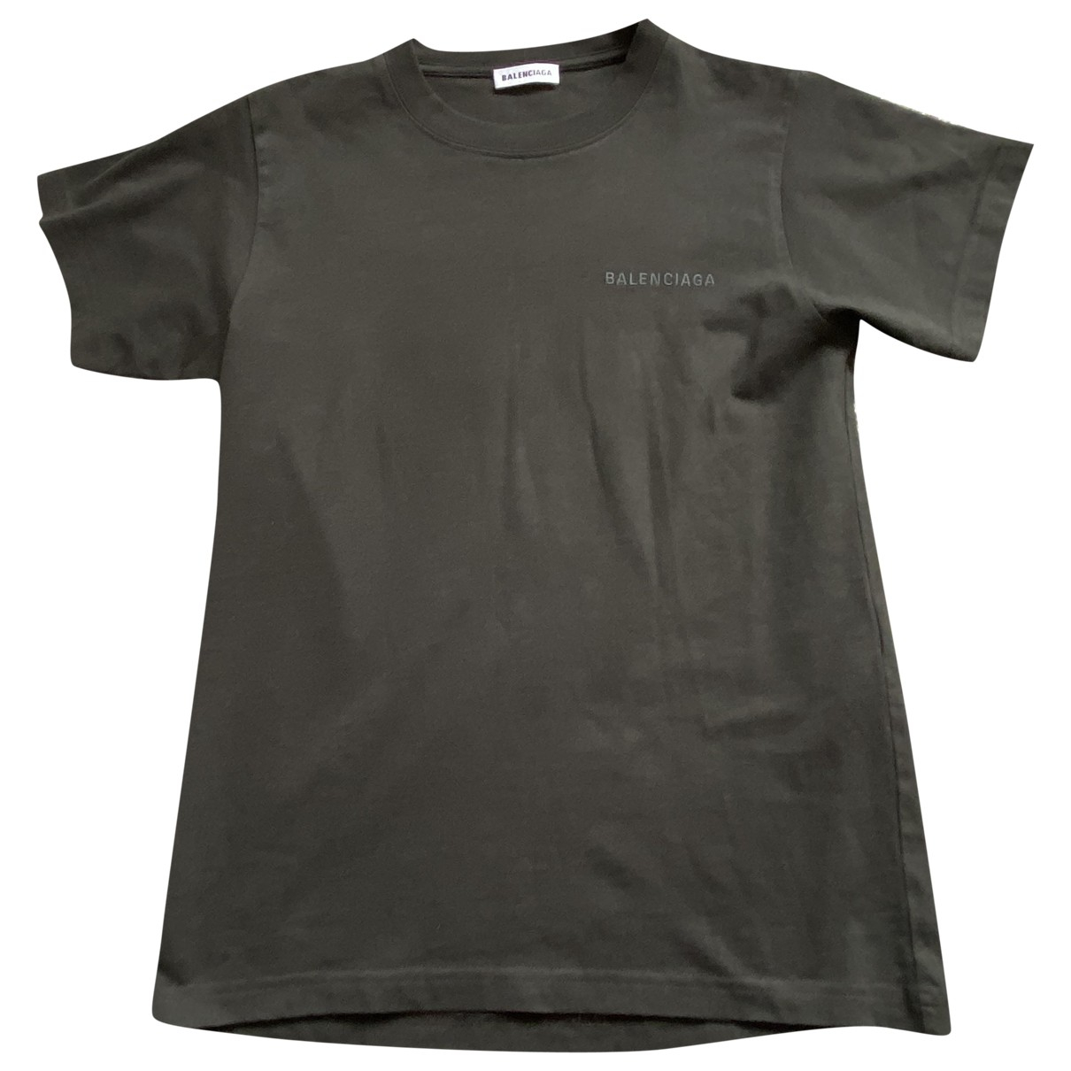 Balenciaga \N Grey Cotton  top for Women XS International