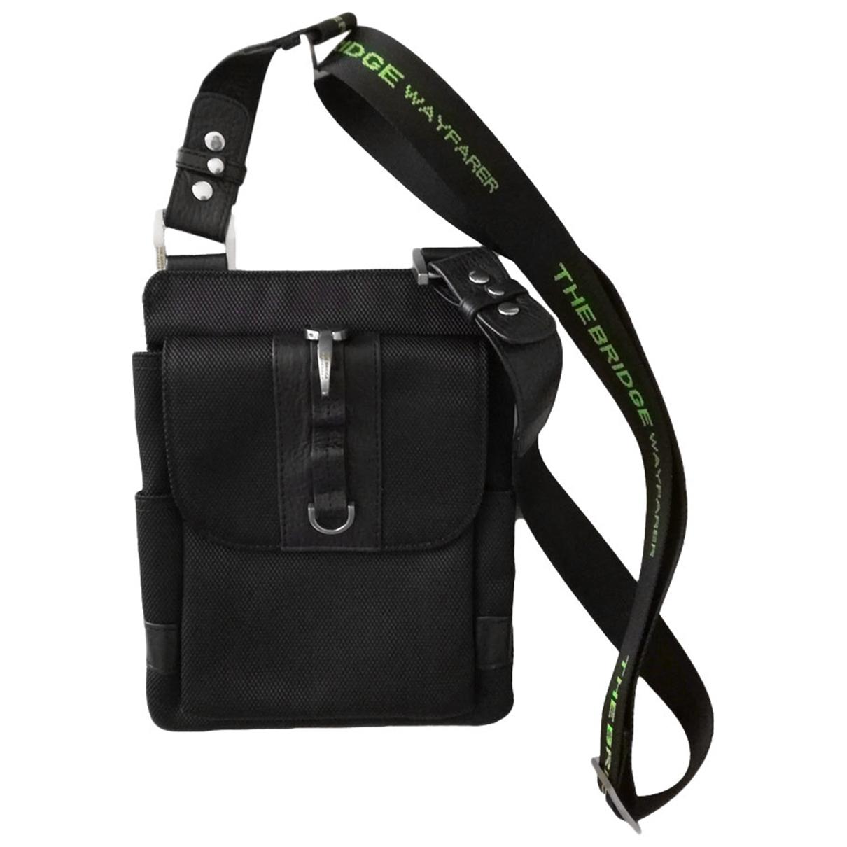 Autre Marque \N Handtasche in  Schwarz Synthetik