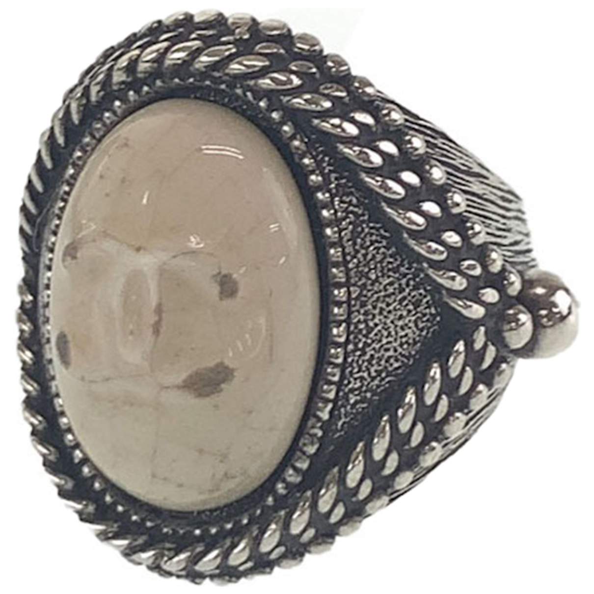 Chanel \N Ring in Silber