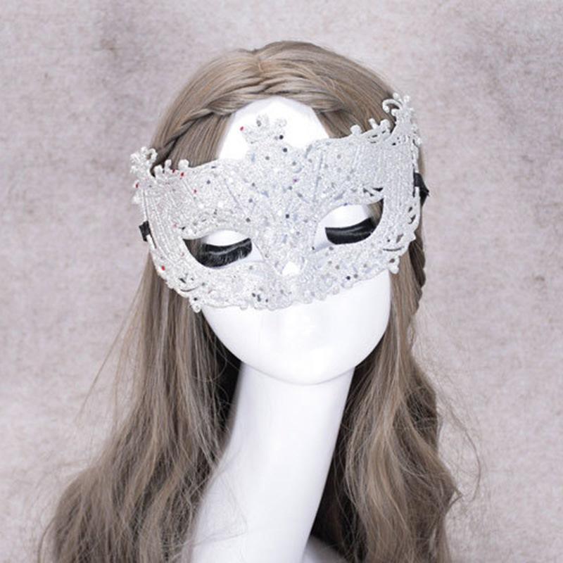 Ericdress Paillette Party Half Mask