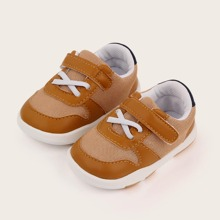 Toddler Boys Mesh Velcro Strap Sneakers