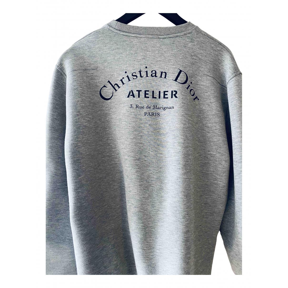 Dior - Pulls.Gilets.Sweats   pour homme - gris