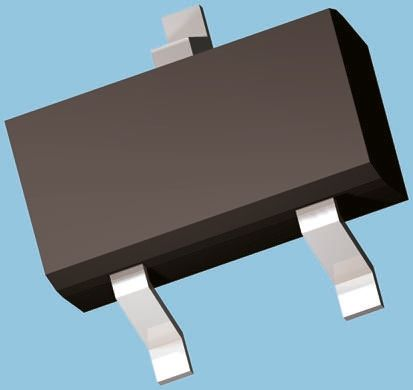 Panasonic , DRA2543E0L PNP Digital Transistor, 500 mA 50 V 4.7 kΩ, Ratio Of 1, 3-Pin Mini3 G3 B (20)