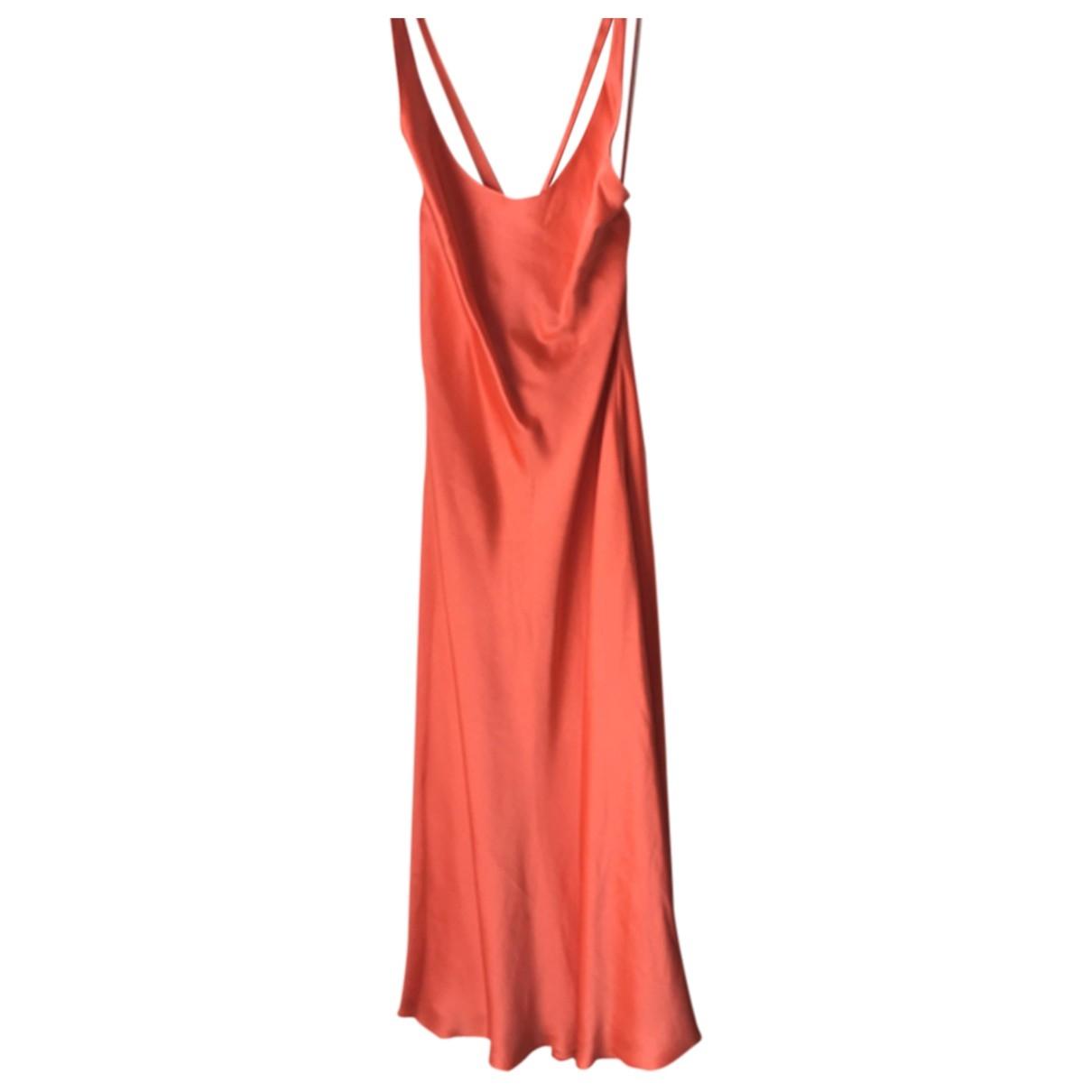 Ralph Lauren Purple Label - Robe   pour femme en soie