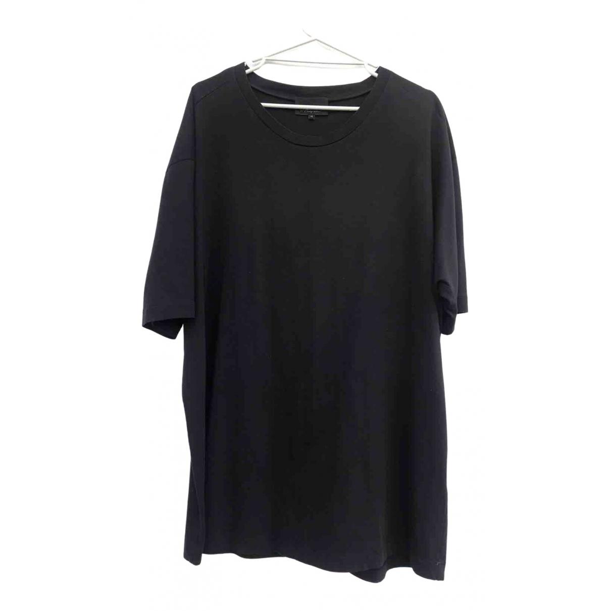 3.1 Phillip Lim - Tee shirts   pour homme en coton - noir