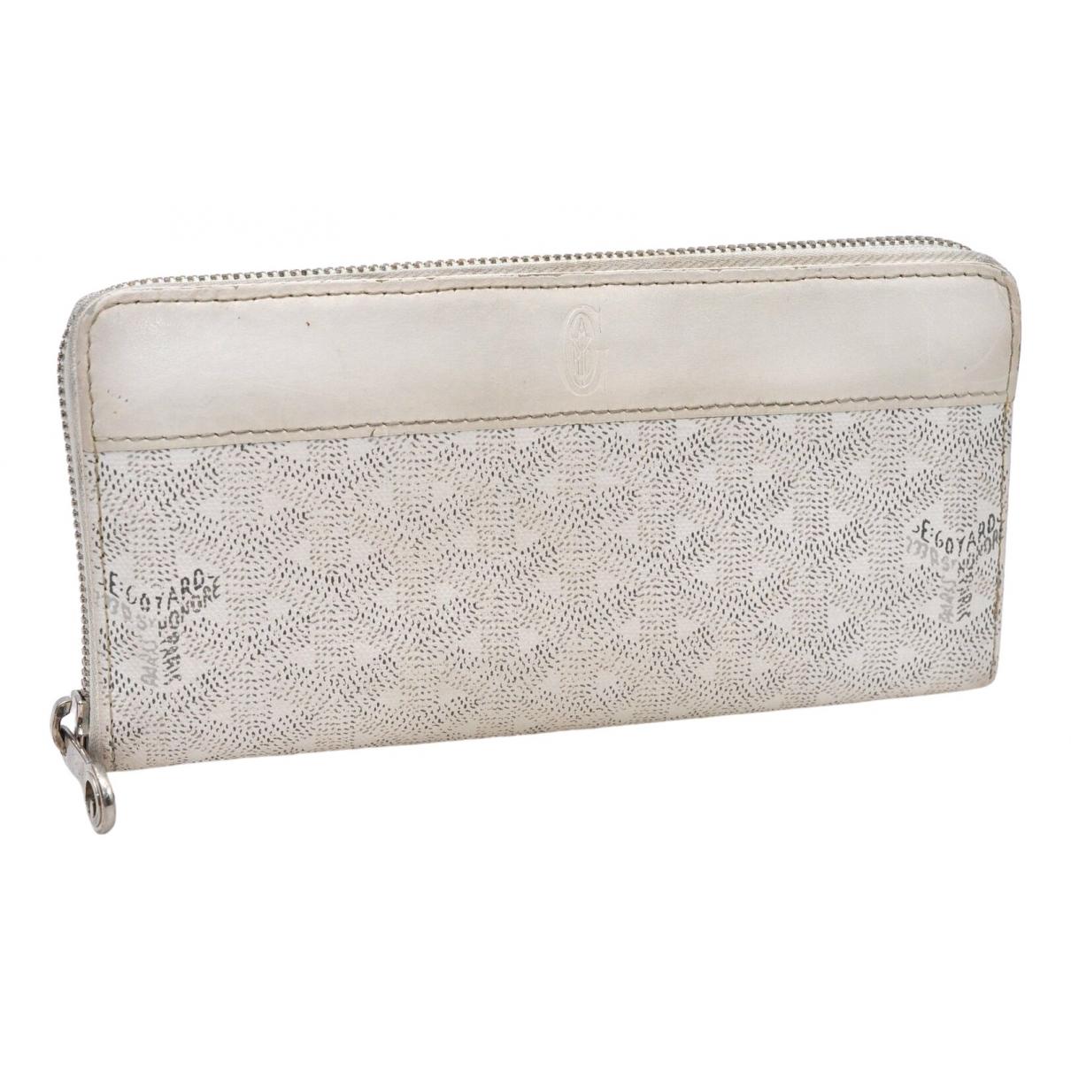 Goyard \N White wallet for Women \N