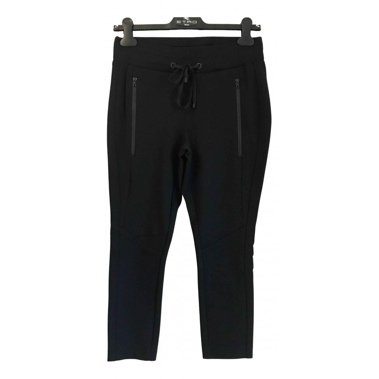 Pantalon en Sintetico Marino Non Signe / Unsigned