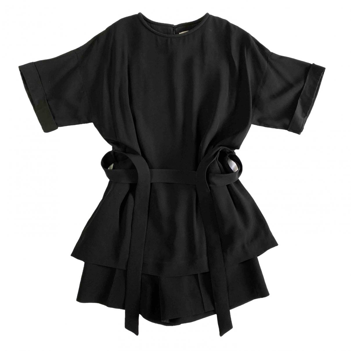 Victoria, Victoria Beckham - Combinaison   pour femme en coton - noir