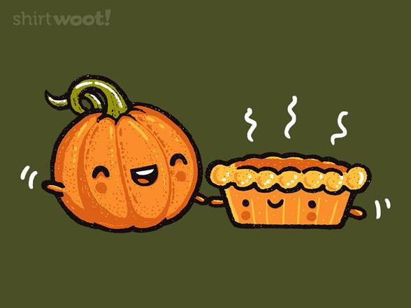 Pumpkin & Pie T Shirt