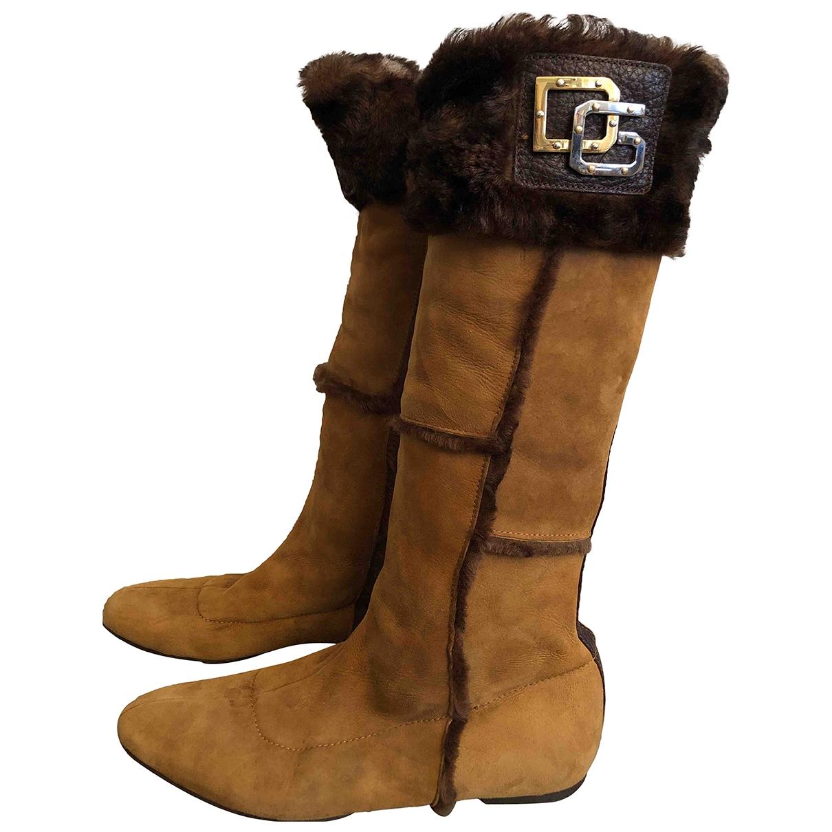Botas Dolce & Gabbana