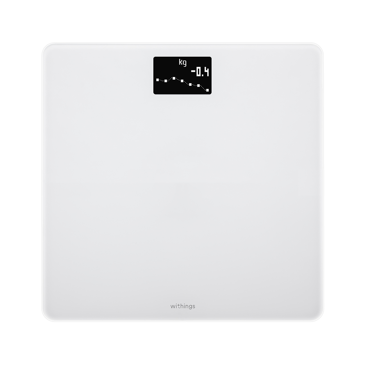 Withings Body (Nokia), Blanc - Balance Wi-Fi avec mesure dIMC - Synchronisation Wi-Fi, Jusqua 8 utilisateurs - Boutique Officielle Withings