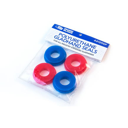Tramec Sloan 441095P - Poly Seal Display Pack (2 Red, 2 Blue)