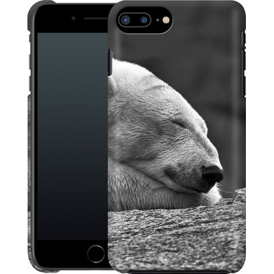 Apple iPhone 8 Plus Smartphone Huelle - Polar Bear von caseable Designs