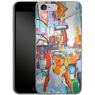 Apple iPhone 6s Plus Silikon Handyhuelle - My Favorite Corner von Tom Christopher
