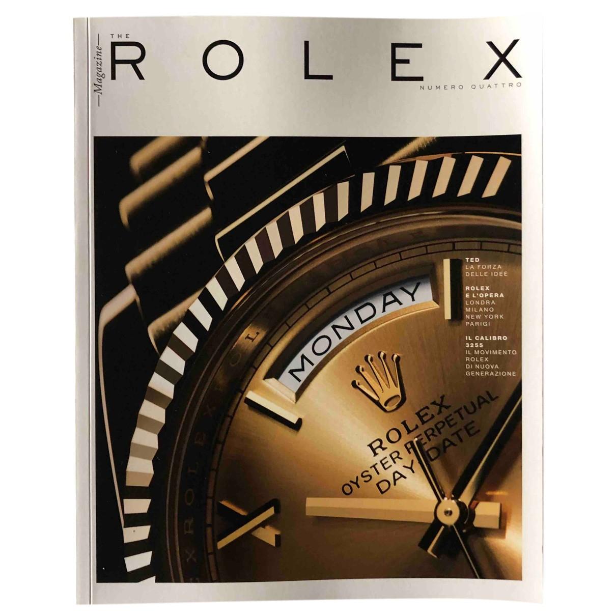 Moda Rolex