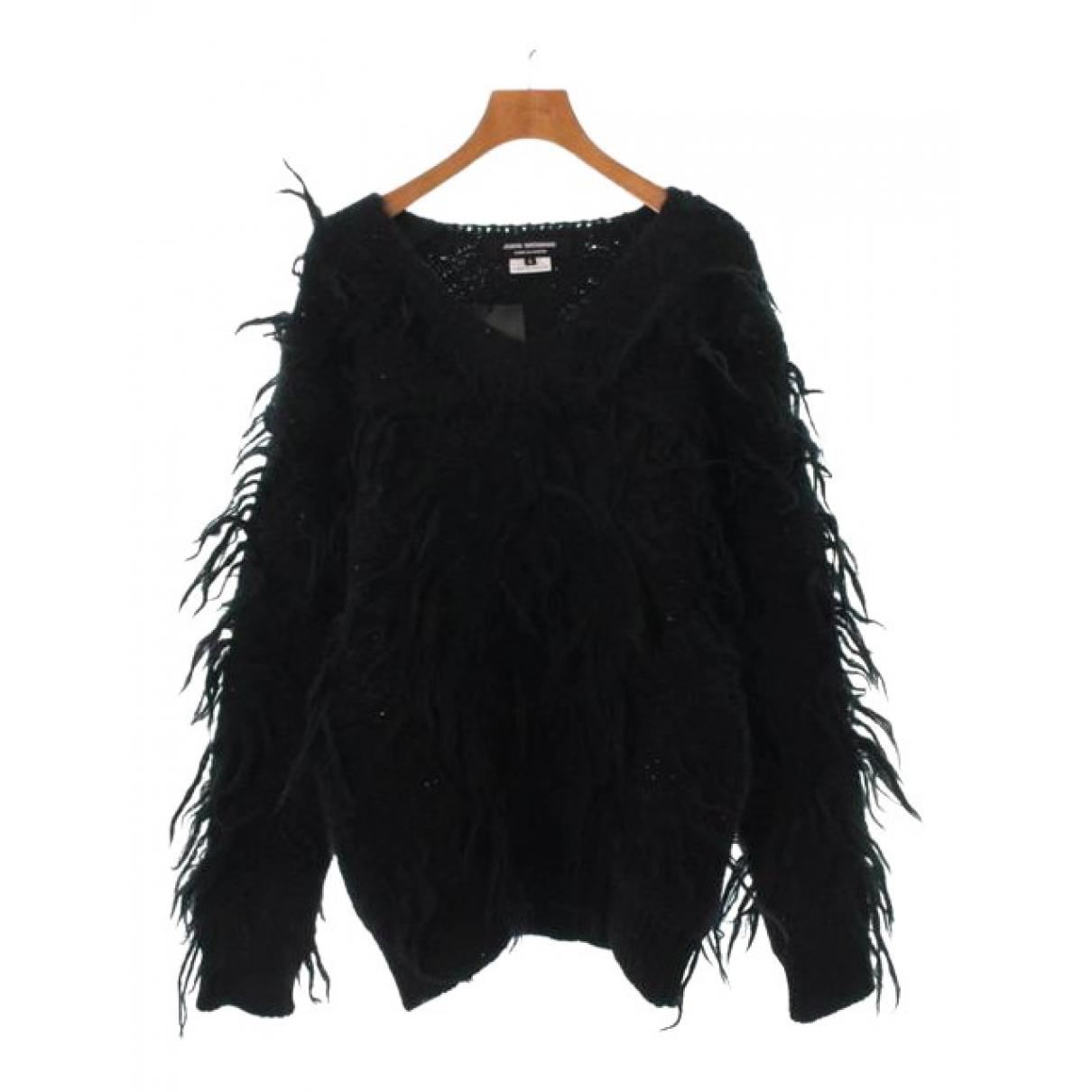 Comme Des Garcons N Black Wool Knitwear for Women S International