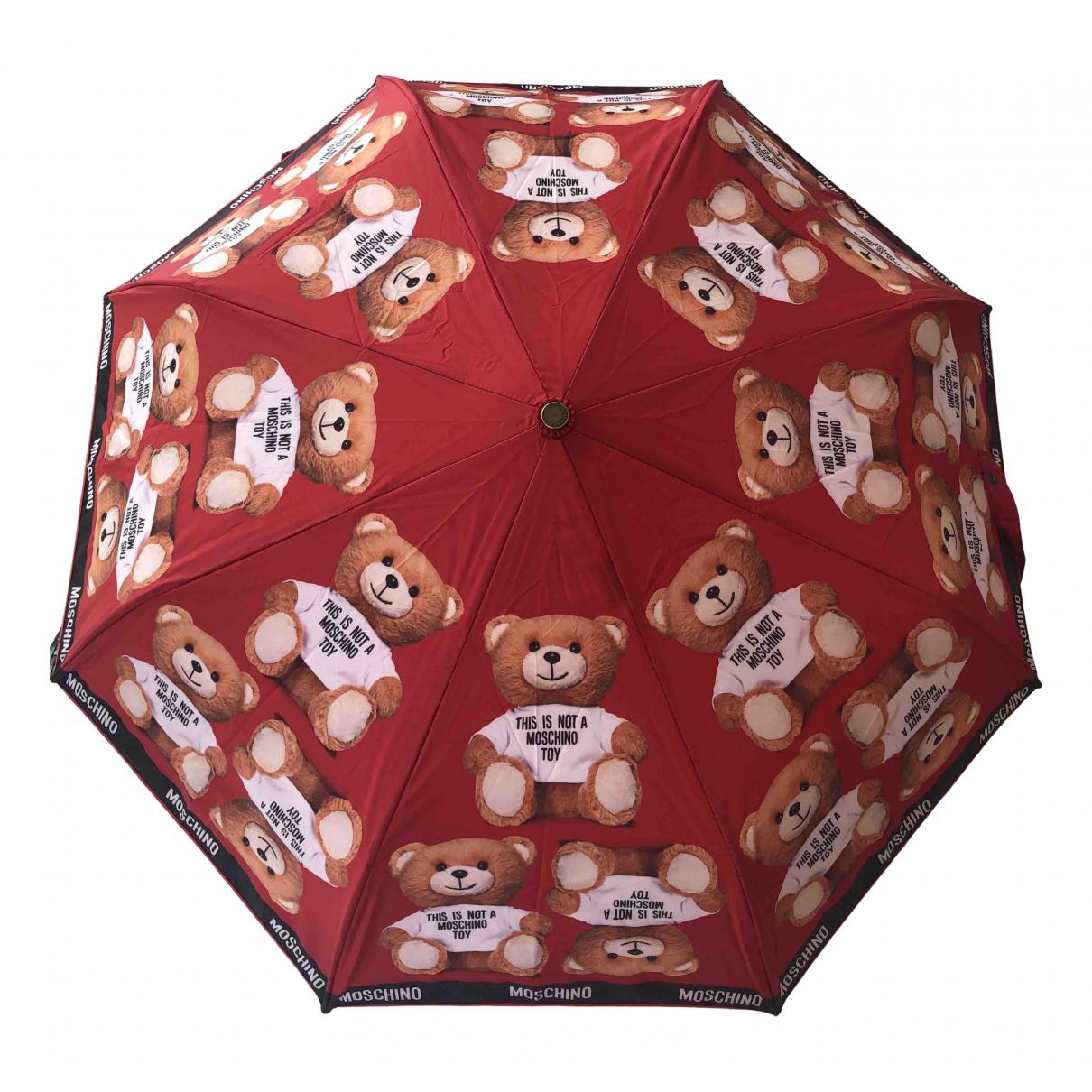 Paraguas Moschino