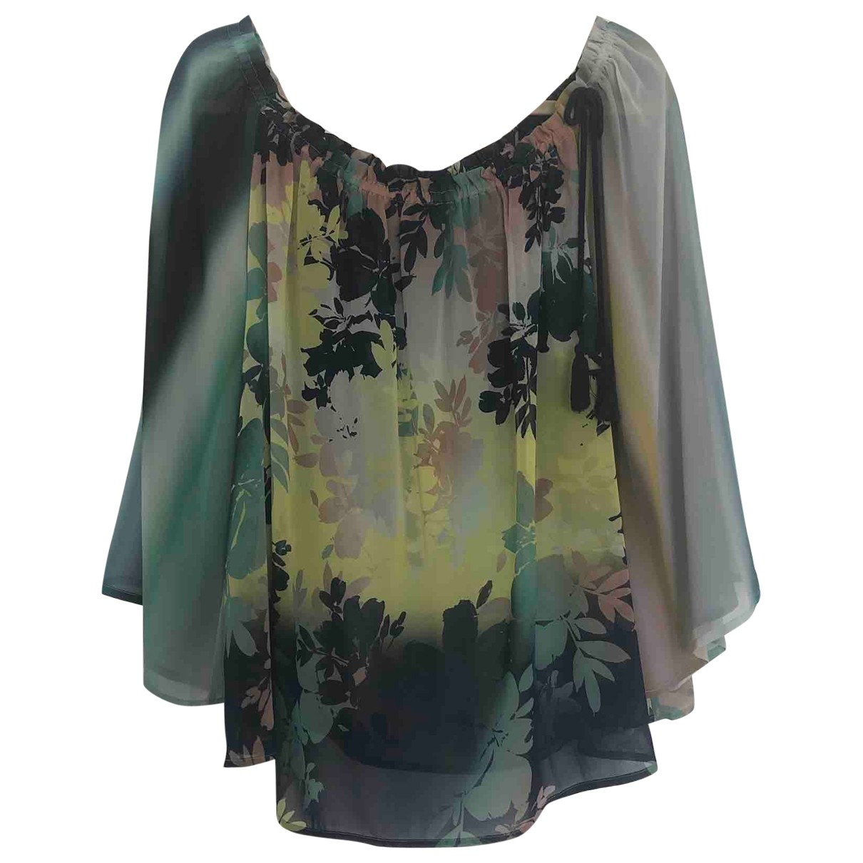 Twin Set \N Top in  Bunt Polyester