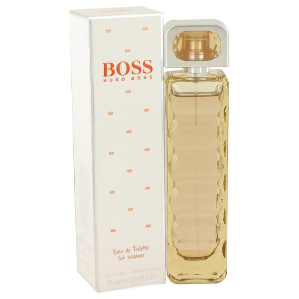 Boss Orange Femme - Hugo Boss Eau de toilette en espray 75 ML