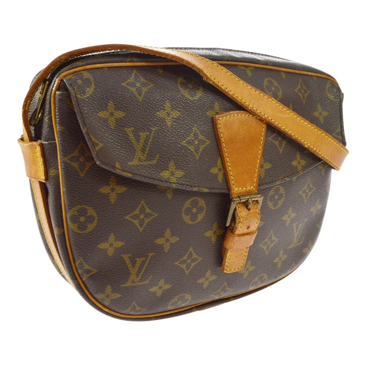 Louis Vuitton Jeune fille  Brown Cloth handbag for Women \N