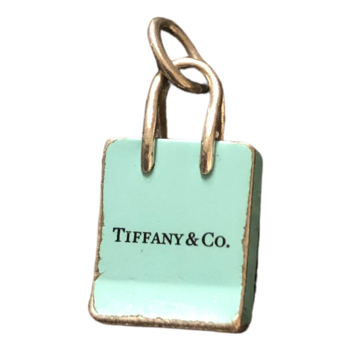 Colgante Return to Tiffany de Plata Tiffany & Co