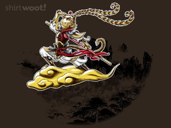The Monkey King T Shirt
