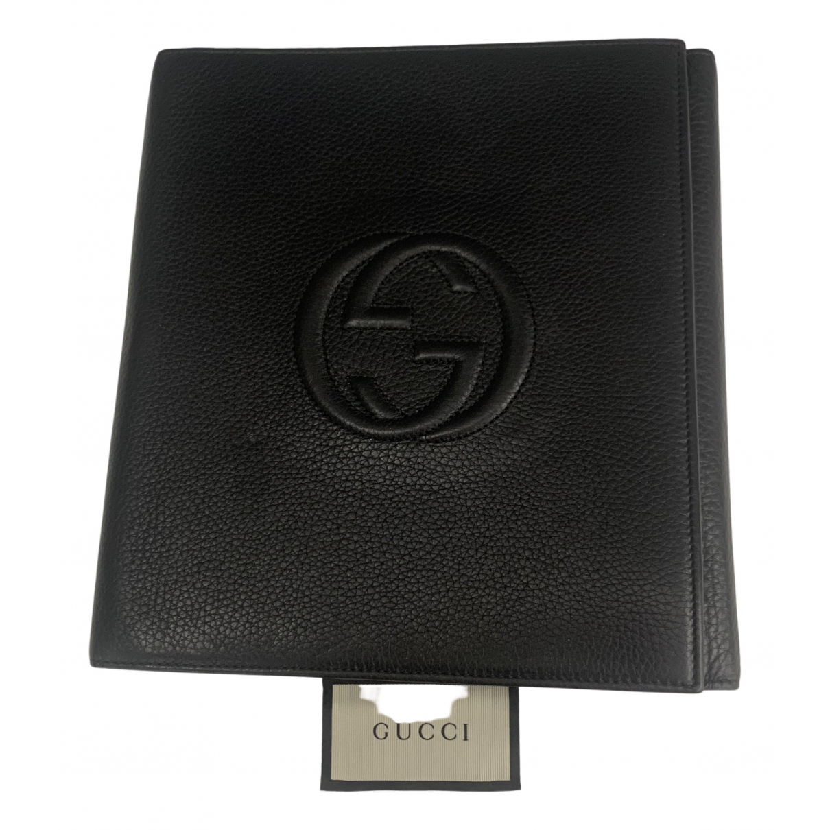 Gucci \N Black Leather Accessories for Life & Living \N