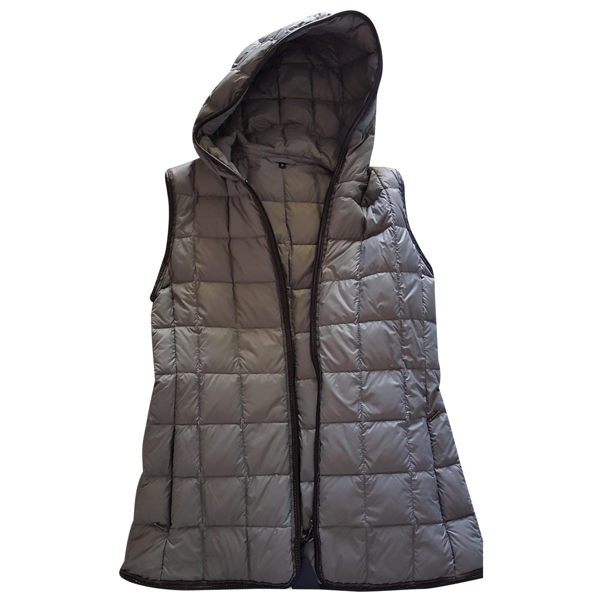 Fay \N Anthracite jacket for Women 42 IT