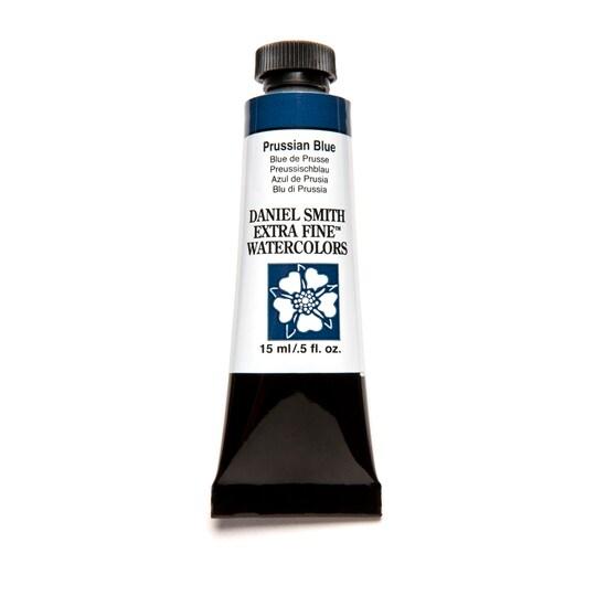 Daniel Smith Extra Fine™ Watercolor, 15 Ml Paint in Prussian Blue | Michaels®