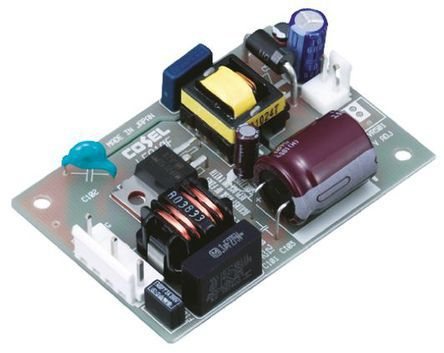 Cosel , 10W Embedded Switch Mode Power Supply (SMPS), 5V dc, Open Frame