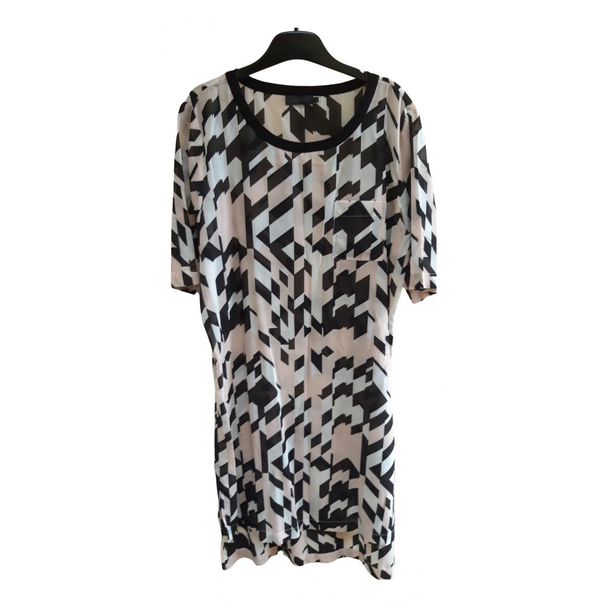Calvin Klein N Multicolour Silk dress for Women 36 FR