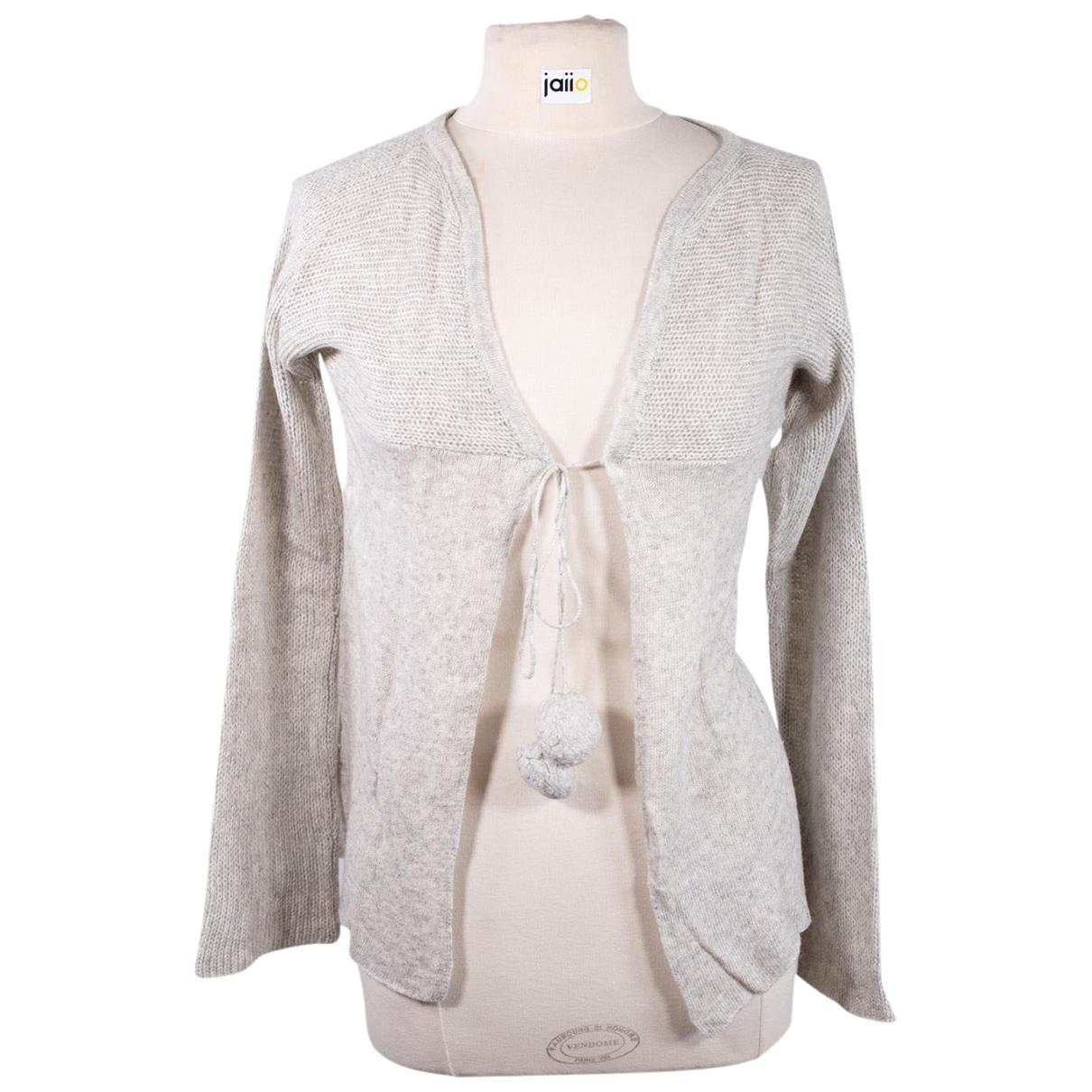 Paul & Joe - Pull   pour femme en laine - gris