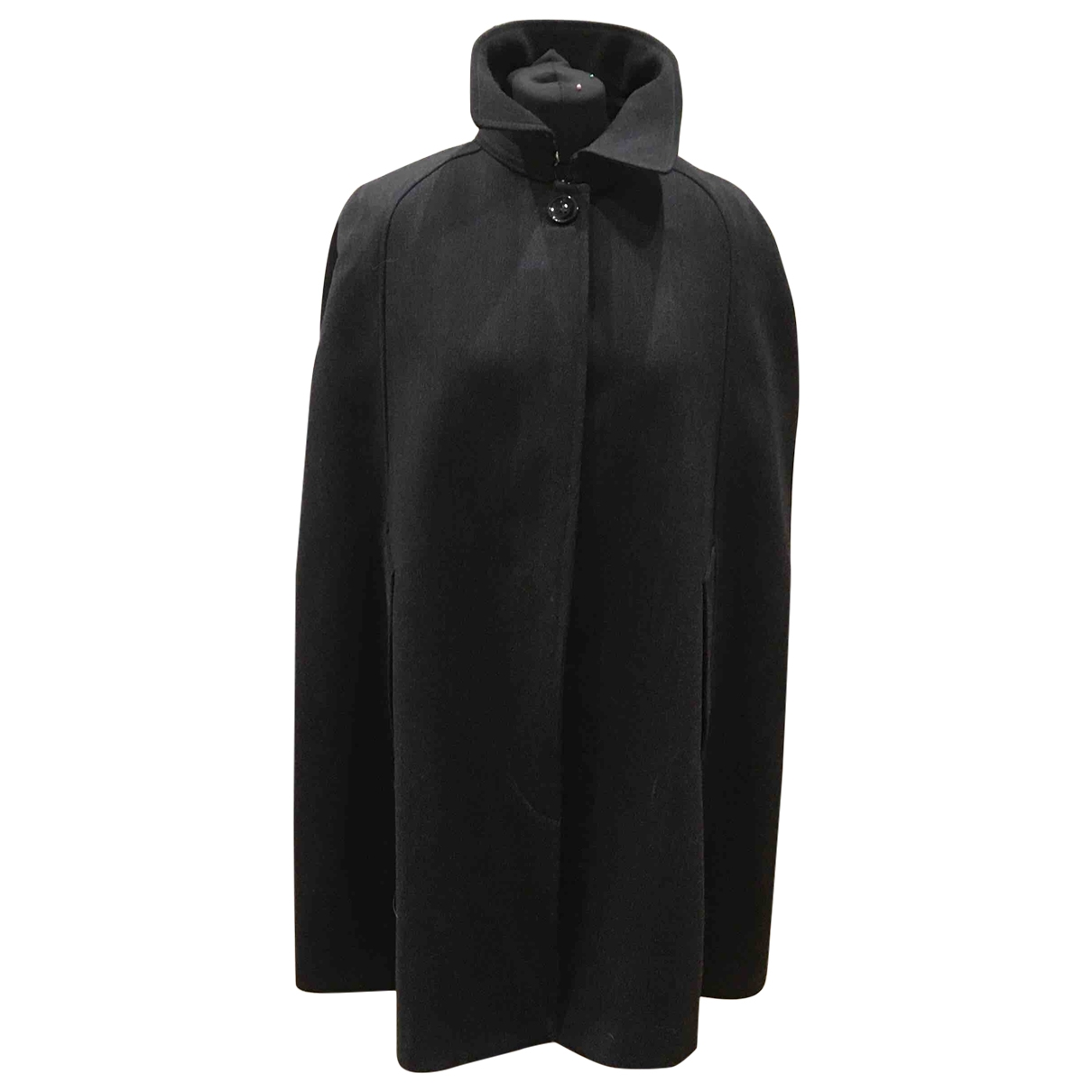D&g \N Anthracite Wool coat for Women 42 IT