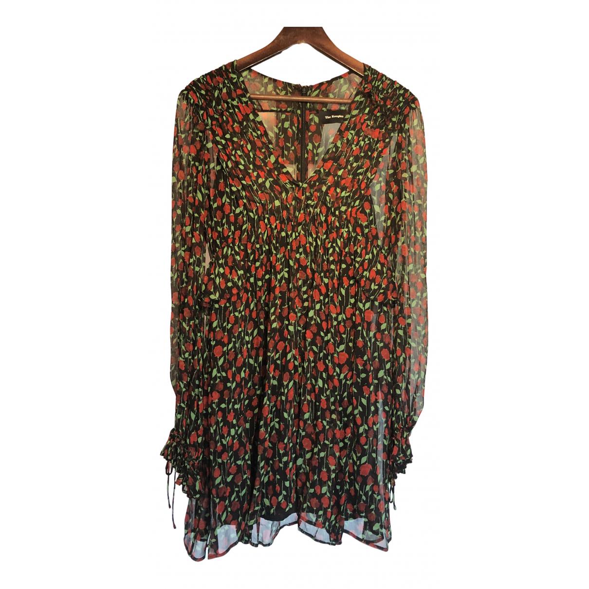 The Kooples Spring Summer 2020 Black dress for Women 38 FR