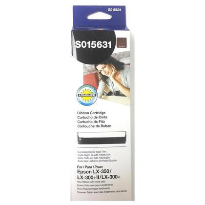 Epson S015631 Original Black Ribbon Cartridge