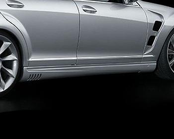 Lorinser 488 0221 67 Elite Right Side Skirt w/Long Wheelbase Mercedes-Benz S-Class 06-12