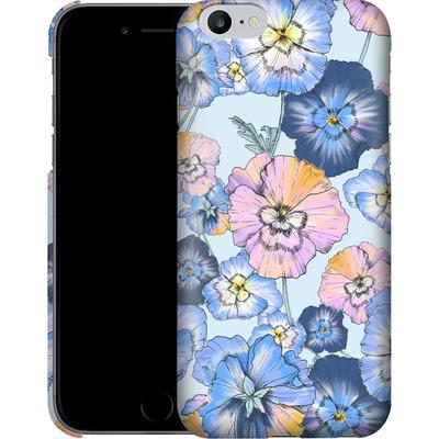 Apple iPhone 6s Plus Smartphone Huelle - Pretty Pansy von Stephanie Breeze